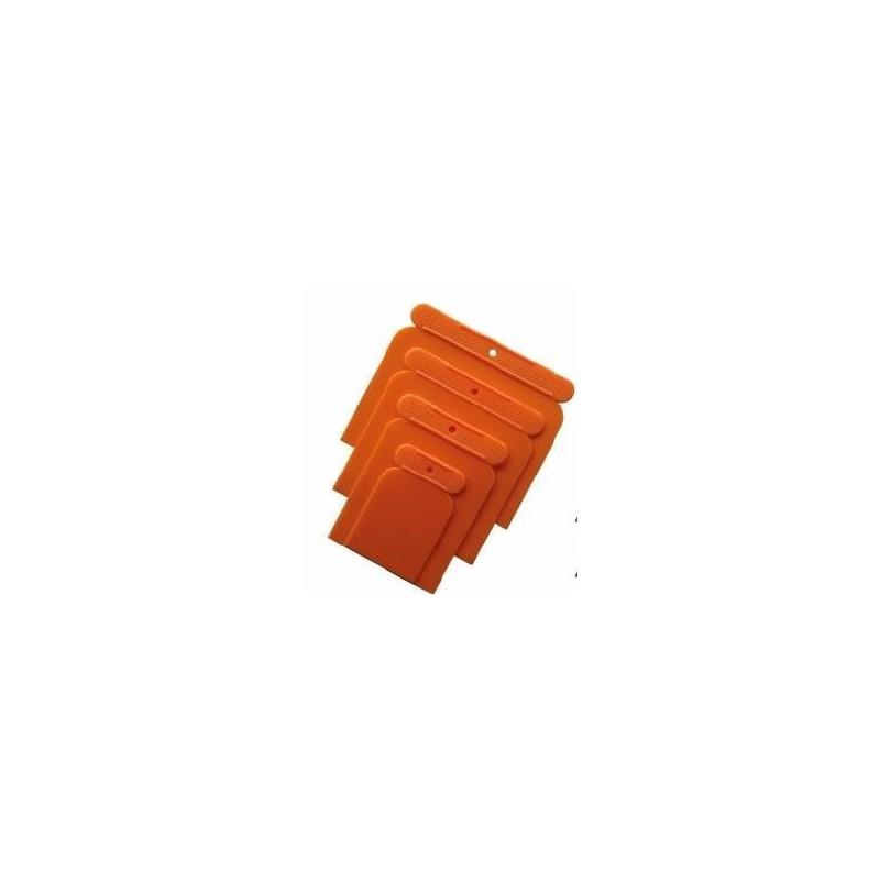 Plastic Scraper Set 4-PC