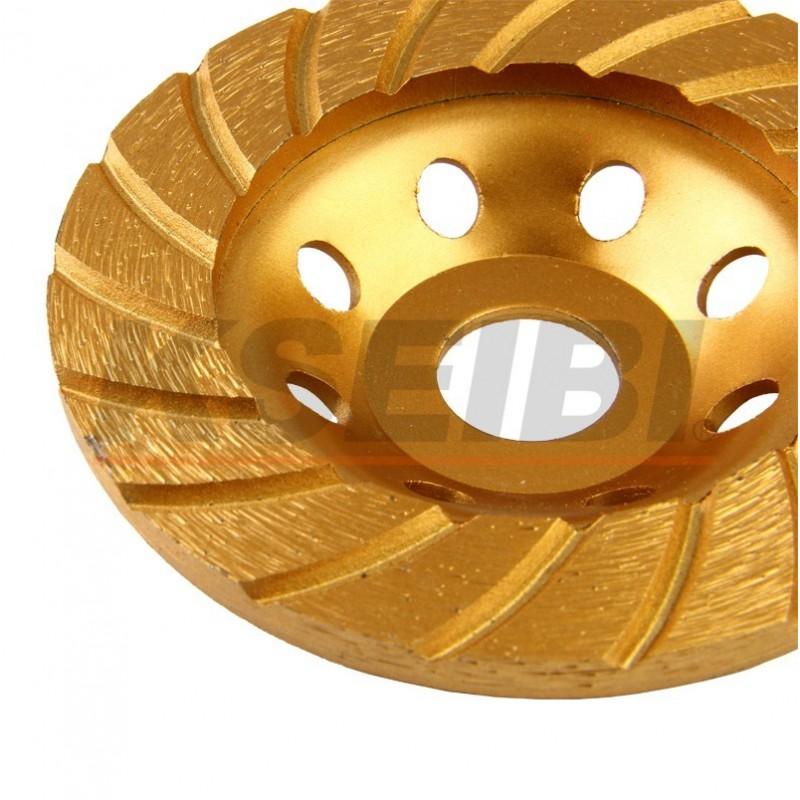 Diamond cup wheels superturbo