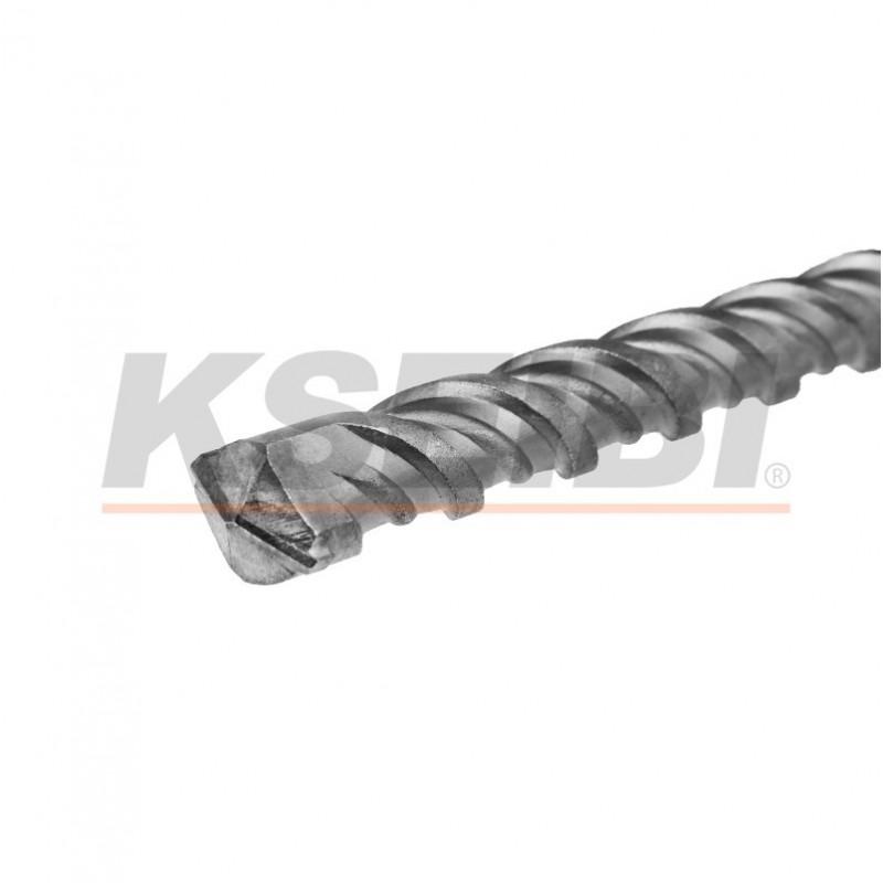 SDS-max drill bits 4 cutters
