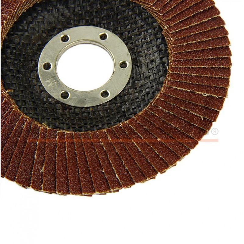 Flap discs aluminum oxide