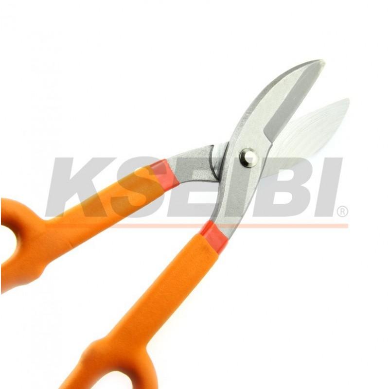 Universal Tin Snip Straight Pattern