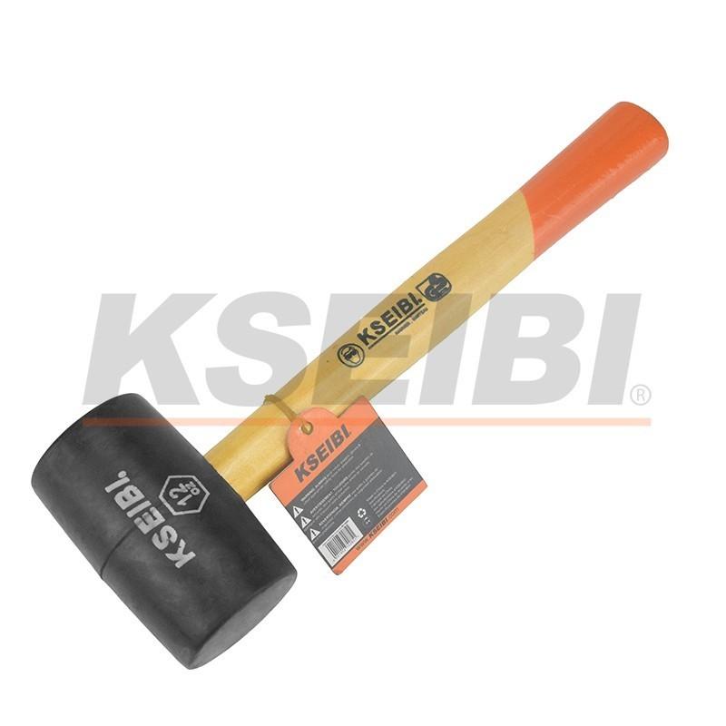 Black Head Rubber Hammers