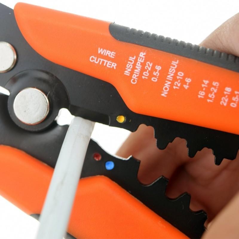 Crimping Plier 1.5-2.5-6