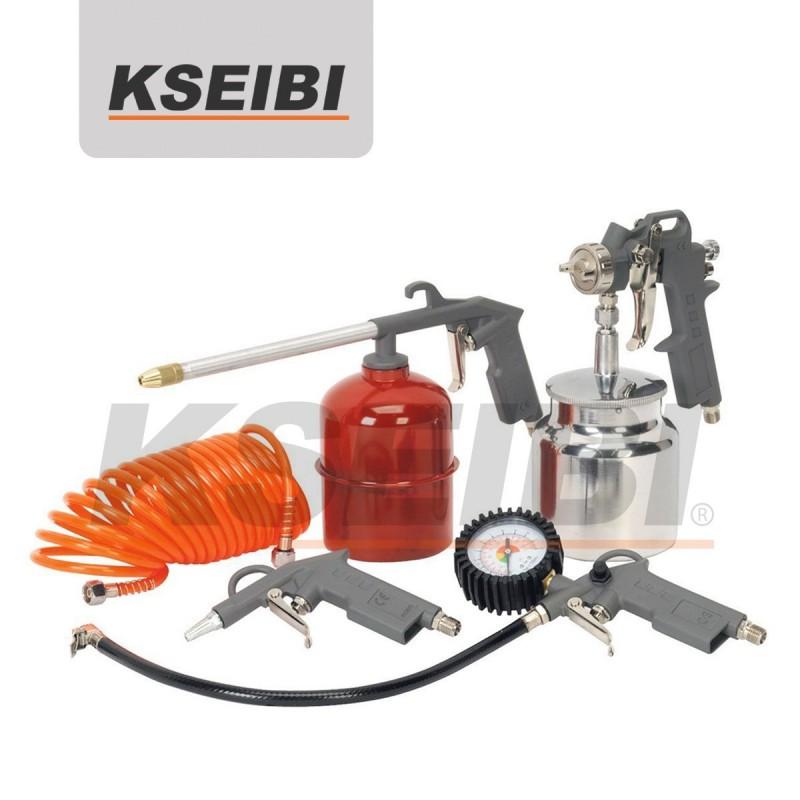 Spray Gun Kit 5PC